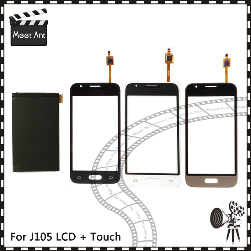 New High Quality 4.0'' For Samsung Galaxy J1 Mini <font><b>J105</b></font> SM-J105F J105B J106 <font><b>Lcd</b></font> Display With Touch Screen Digitizer Sensor image