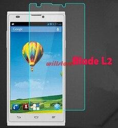 Film protecteur d'écran en verre trempé LCD 9 H pour lame ZTE L2 L3 L3 L4 L5 plus/ZTE lame G lux/V830 ZTE lame A452