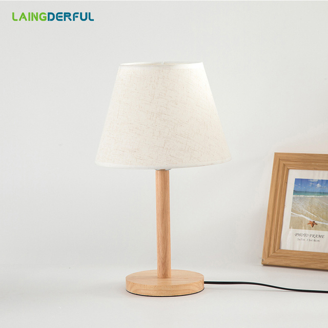 Table Lamp Led Bedlamp Bedroom Living Room Acryl Desk Bedside Shade Light Night