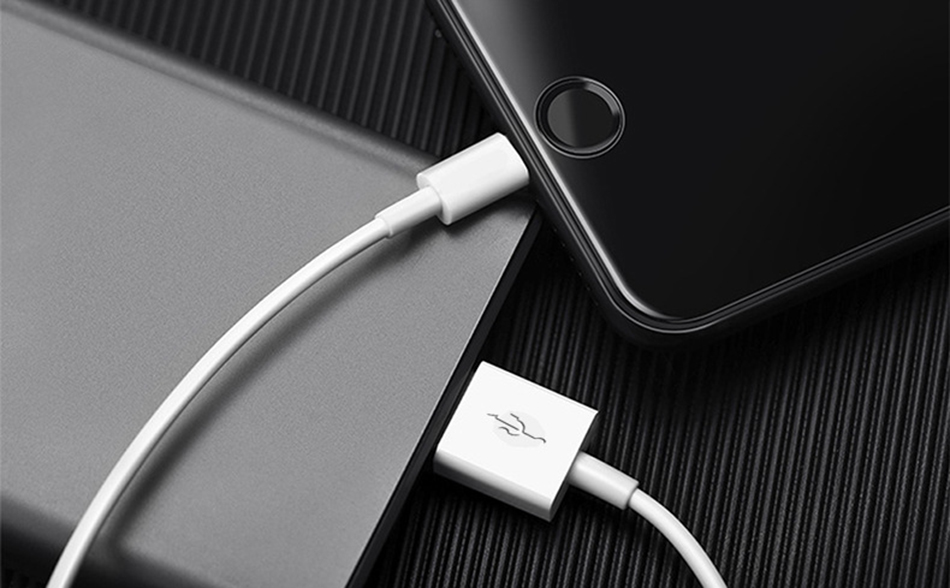 NOHON 2.4A Sync USB Fast Charger Cable 8 Pin Lighting For iPhone X XS MAX XR Charging Data Cable For iphone 8 7 6S 5 Plus 1M 3M  (11)