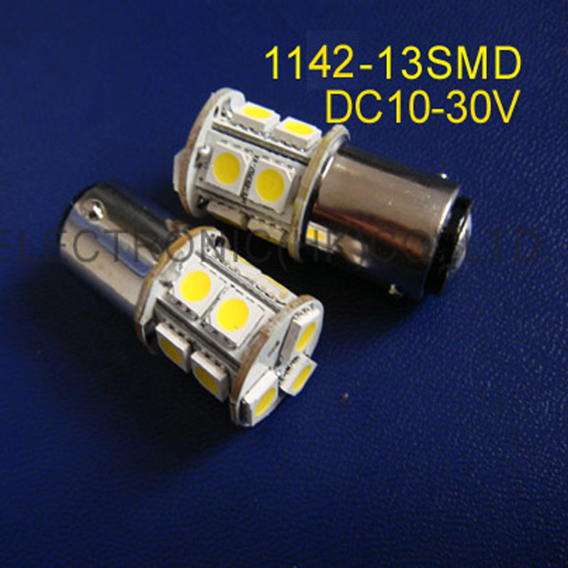 High quality 5050 12/24VAC/DC 2W BA15D led Warning Signal light lamp 1142 yacht Boat ship led Bulbs free shipping 2pcs/lot 2pcs brand new high quality superb error free 5050 smd 360 degrees led backup reverse light bulbs t15 for jeep grand cherokee