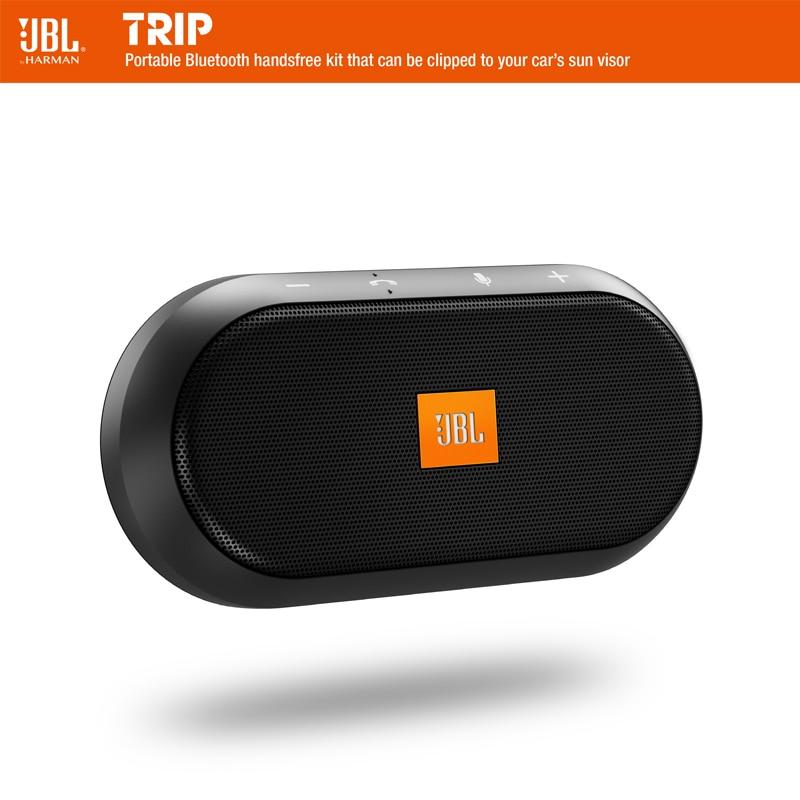 JBL voyage Portable sans fil Bluetooth petit haut-parleur Support Smartphone haut-parleurs de musique son suppression de bruit voiture extérieure