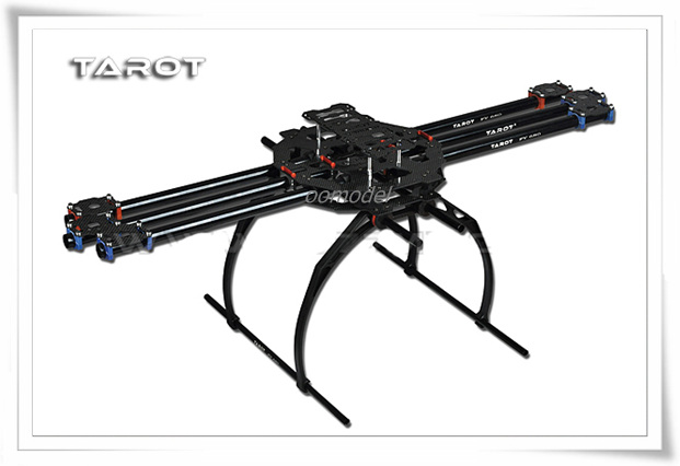 Tarot FY680 TL68B02 TL6802 6 axis Rack Full Folding Pure Carbon Edition FPV font b Drone
