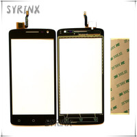 Syrinx Touchscreen Touchpad For Wiko Cink Peax 2 Touch Screen Digitizer Panel Front Glass Sensor Replacement