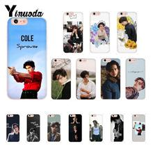 Yinuoda Cool Cole Sprouse Heart Jughead Aesthetic Cute PhoneCase for iPhoneX XSMAX 6 6S 7 7plus 8 8Plus 5S XR 11 11pro 11promax