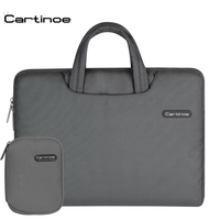 Cartinoe Brand 11 12 13 14 15 Inch Laptop Bag Business Men Briefcase Handle Bag Portable