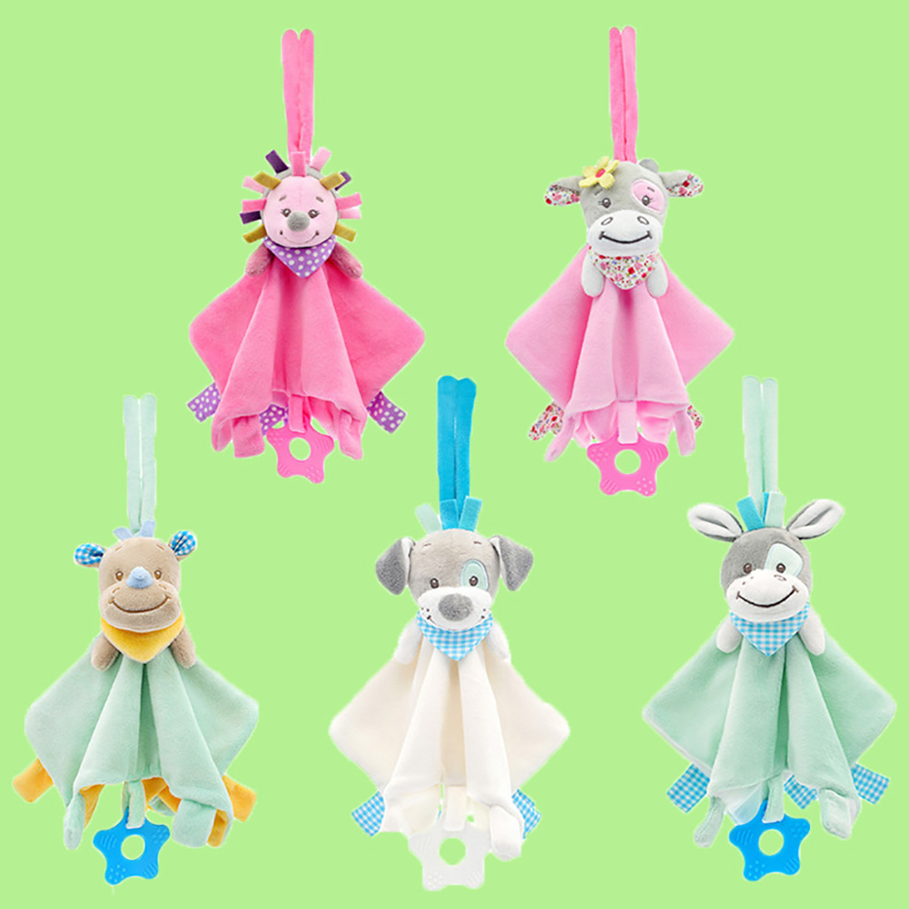 Easy Install Baby Rattle Toy Cute Bed Car Hanging Anti Fade Sleep Non Toxic Eco Friendly Home Comforter Animal Shaped Cartoon