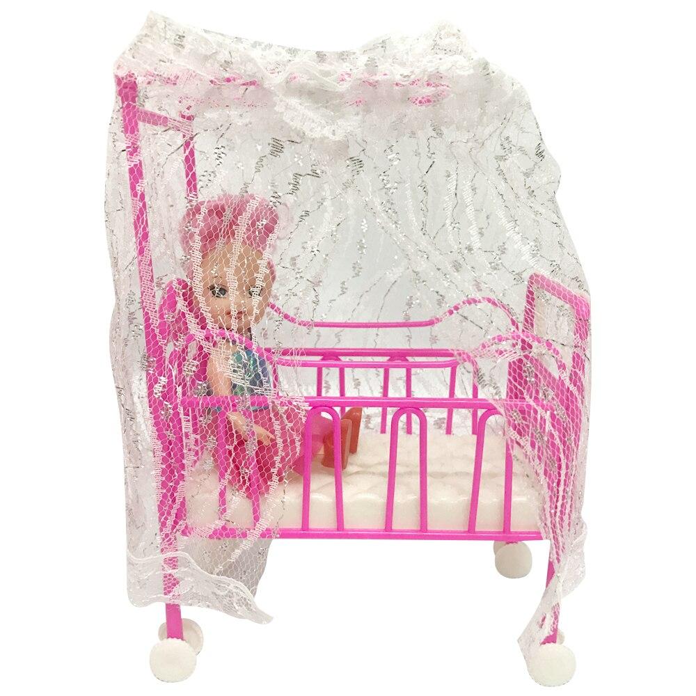 Dimensioni Scala 1//6 Bambola Set di biancheria da letto per Bambole Barbie