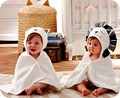 Free shipping Animal shape baby hooded bathrobe / baby bathrobe / baby bath towel / baby blankets / neonatal hold