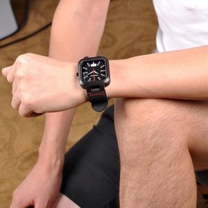 Image 5 - Relogio masculino BOBO BIRD นาฬิกาผู้ชายนาฬิกาไม้ QUARTZ Mens TOP แบรนด์หรูวันที่นาฬิกาข้อมือยอมรับโลโก้ Drop Shipping