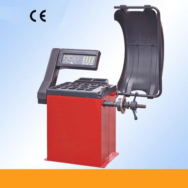 Digital Balancing Machine And Wheel Alignment Machine AOS641