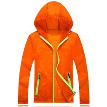 new Summer sun protection clothing men jacket ultra light breathable waterproof Jacket men's Sunscreen jacket цена