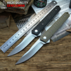 LCM66 Tactical Folding Knife Cold Steel G10 Handle Camping Outdoor Survival Knives Hunting Tools Very Sharp