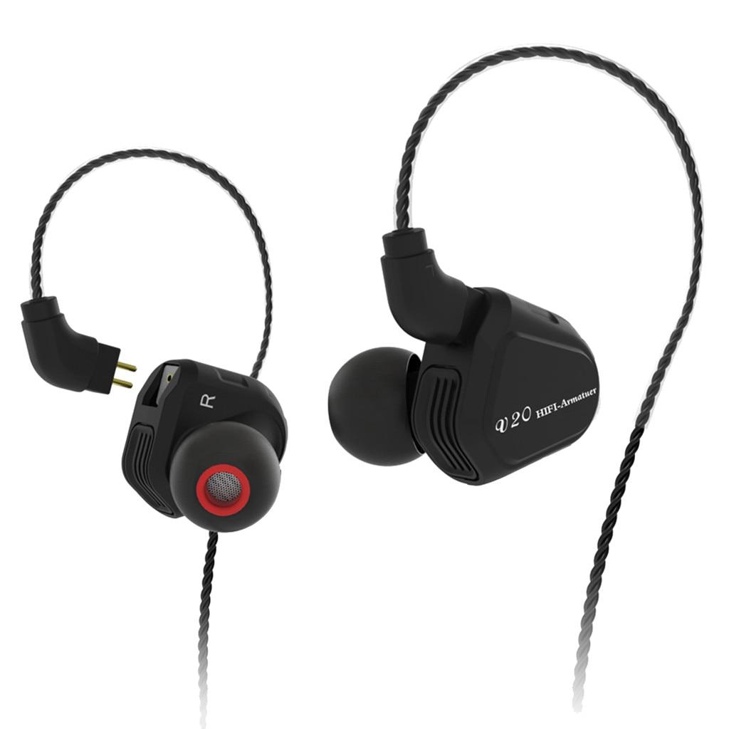 Universal In-Ear Headphones 3.5mm Subwoofer Headphones Hi-Fi Music Stereo Earphones Sports Headphones For Smartphones 43
