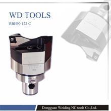 High precision 0.02mm RBH90-122 Twin-bit Rough Boring Head RBH90 boring head used for deep holes цена 2017