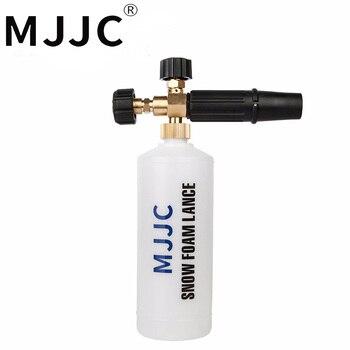 MJJC Marca Neve Foam Lance para Karcher HDS Pro Modelos, Karcher HD Modelo com m22 Rosca Fêmea Adaptador com Alta Qualidade