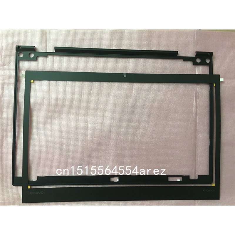 New For Lenovo ThinkPad X1 Carbon 2016 LCD Front Bezel Frame Cover 00JT846