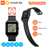 Xiaomi Huami Smart Watch Amazfit Bip Bluetooth Smartwatch Sports Watch Pace Lite GPS Heart Rate 45