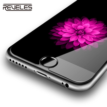 REVELES Tempered Glass For iPhone 8 plus 9H Screen Protector 2.6mm Protective Glass Protector Tempered Glass For iPhone 8 Plus