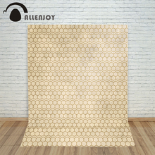 New year backgrounds for photo studio Repeat the honey brown pattern free shipping by UPS photo camera child