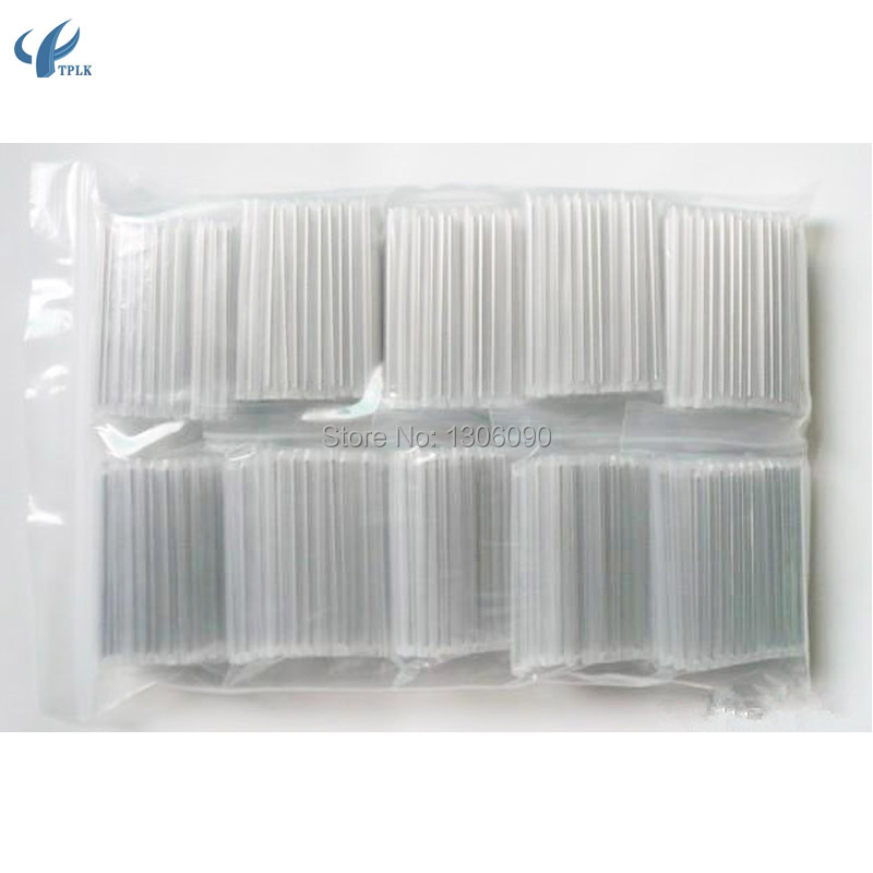 5000pcs ¢2.5 60mm High quality Fiber Optic Fusion Splice Protection Sleeves