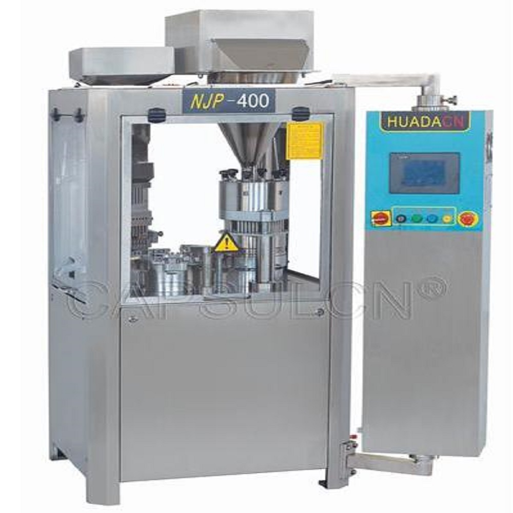 NJP-400C Capsule filler machine fully automatic capsule filling machine for jointed capsule 110V/220V