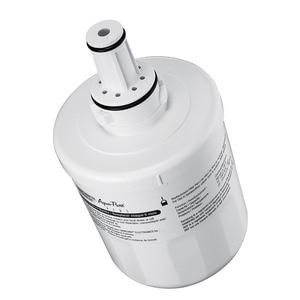 Image 4 - מכירה לוהטת באיכות גבוהה ביתי Da29 00003g אקווה טהור בתוספת מקרר מים מסנן החלפה עבור Samsung אספקת מים מסנן 1 חתיכה