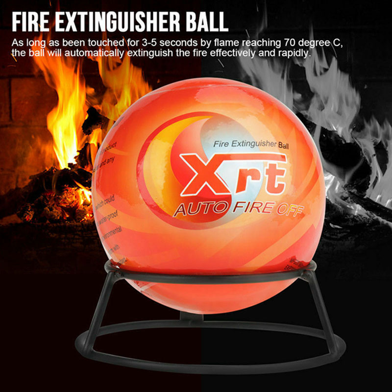 Fireball Automatic Fire Off Extinguisher Ball Anti-Fire Balls Safe Non-Toxic DJA99