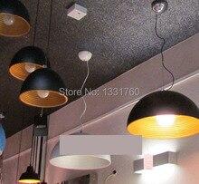 dia40cm skygarden aluminum pendant lamp metal pendant light modern design gold silver color living room dinning room lighting