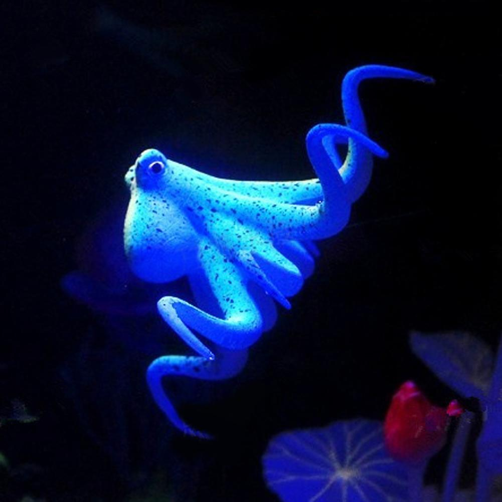 Online buy wholesale fluorescent fish tank from china for Aquatic decoration
