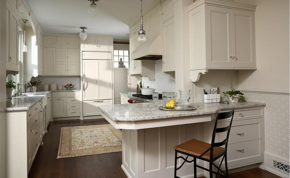 nuevo estilo del envo diseo de la cocina armario mm madera canal