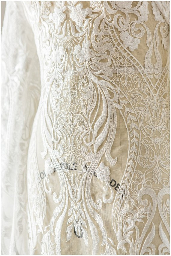 1 Yard Exquisite Off White Bridal Gown Lace Fabric Floral Embroidery Haute Couture Fabric Wedding Dress Gemotric Lace Fabric in Fabric from Home Garden