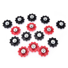 Bicycle Rear Derailleur MTB Road Bike Bicycles Rear Derailleur Pulley Roller Idler Bearing Jockey Wheel Parts(China)