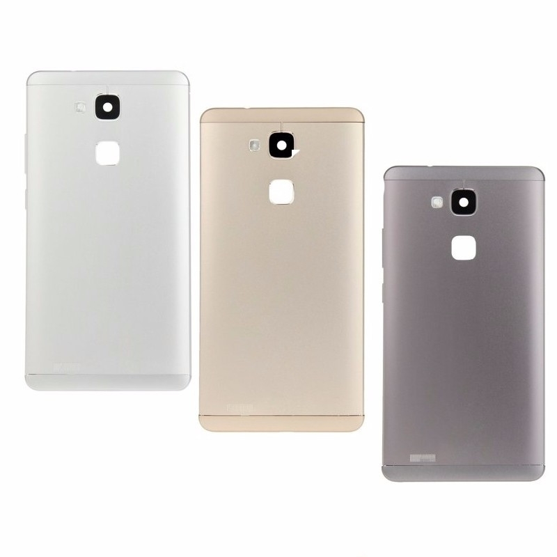 100 New Battery Door Back Cover Housing Case For Huawei Mate 7 Mate7 With Camera Lens