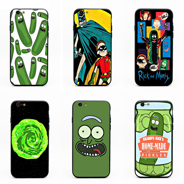 rick and morty phone case iphone 8 plus