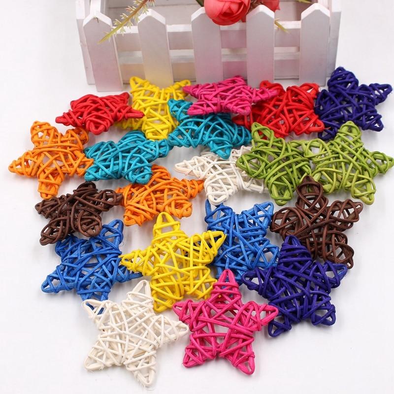 Supplies Decoration  Wedding Decor Artificial Straw Ball Rattan Birthday Party