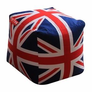 Image 5 - LEVMOON Sitzsack Sofa Stuhl kugelsitz Zac Komfort Sitzsack Bett Abdeckung Ohne Füllung Nur Shell Rugby sitzsäcke