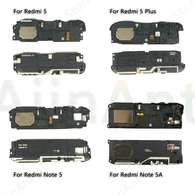 Phone Loudspeaker Flex For Redmi Note 3 3s 4 4x 5A 5 Plus 6 6A 7 Pro Loud Sound Buzzer Ringer Phone Speaker Flex Cable