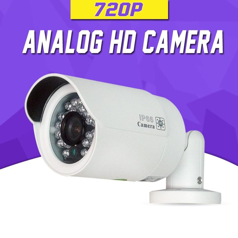 CCTV Camera AHD Camera 1/4 CMOS AR0141 3.6mm Megapixel Lens With IR Cut 20m Night Vision 720P Camera HD Analog Camera mdc3100lt b1 super night vison king exclusive 1 2 cmos mdc cctv camera with mscg glass original mdc camera without bracket