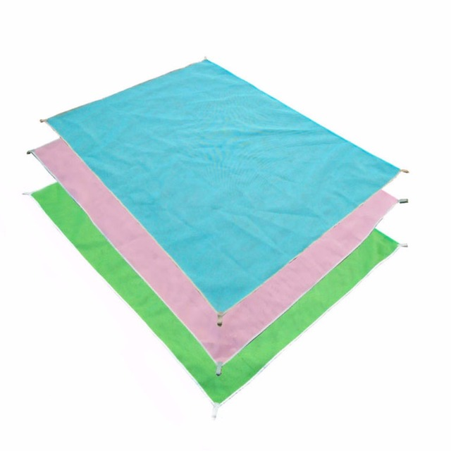 Sand Free Outdoor Magic Beach Mat Waterproof Large Camping Picnic Pad