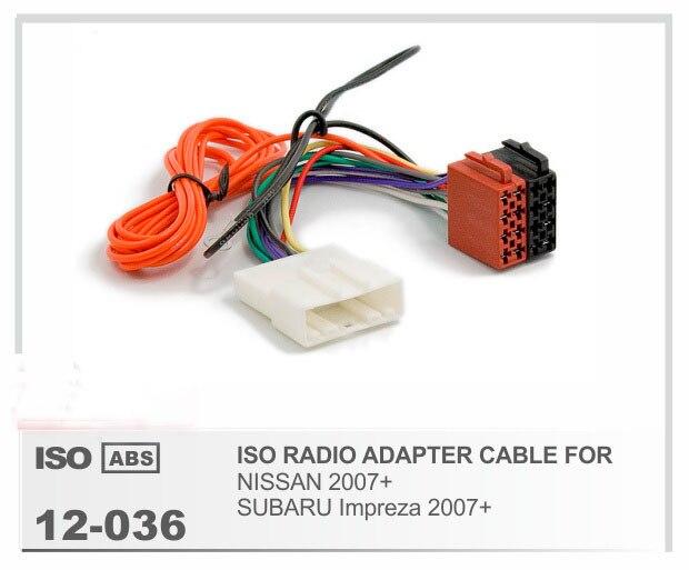 Nissan Radio Wiring Harness on