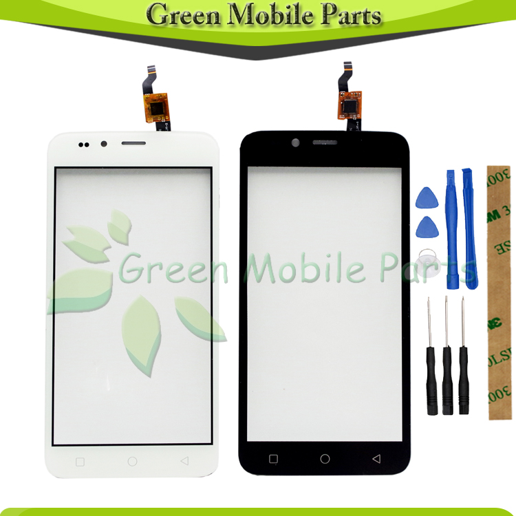 100% Tested Touch Sensor For Tele 2 Tele2 Maxi 1.1 Touch Screen Digitizer Front Glass Lens Panel