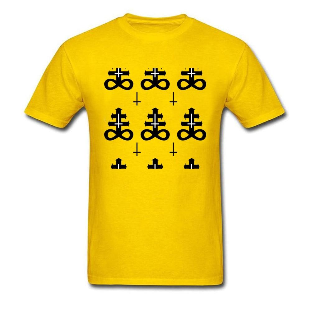 Graphic Sulphur Cross Game T Shirts Fashionable Clothing Shirt 2018 Winter Tops/Tees Streetwear Hip Hop Hippie Rock T-Shirts Man