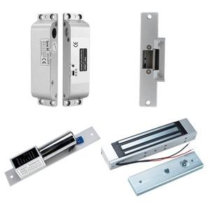 Image 5 - RFID Dokunmatik Su Geçirmez Metal Erişim Denetleyici Sistemi ile 12VDC NC/NO Elektrikli Cıvata Kilit/Manyetik Kilit güvenlik kapısı