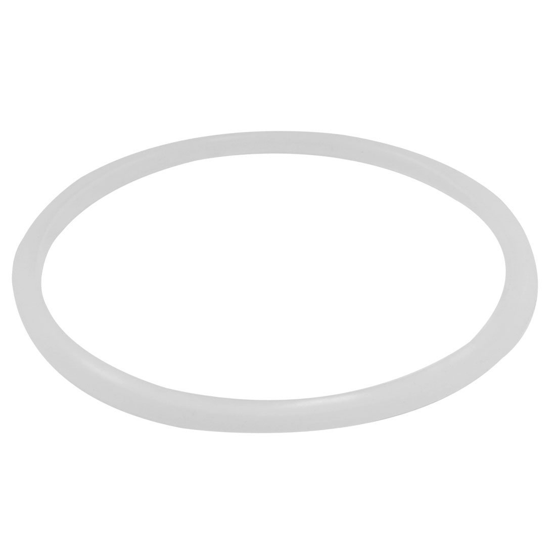 26cm Inner Dia 29 cm Outer dia Clear Silicone Pressure Cooker Sealing Ring White Electric Pressure Cooker Replacements Parts electric pressure cookers electric pressure cooker double gall 5l electric pressure cooker rice cooker 5 people
