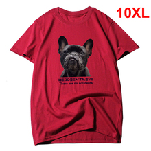 Oversized T-Shirts Men Casual Short Sleeve Cotton tshirts Slim Fit O-Neck 2019 Summer Tops Tees for Male Plus Size 10XL HA191
