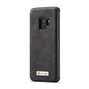 Image 3 - For Galaxy S9 Plus Wallet Case Detachable Folio Magnetic Leather Cover Case for Samsung Galaxy Note 20 S20 S10 Note 10 Plus S8