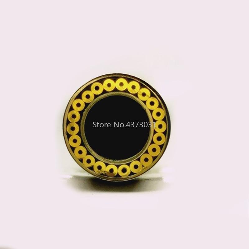 6mm pino de mosaico rebites faca lidar com parafuso mais design requintado estilo comprimento 6cm #608