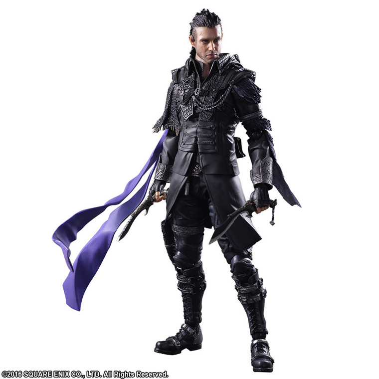 26CM Final fantasy 15 Knicks action figure collection model toys for boys