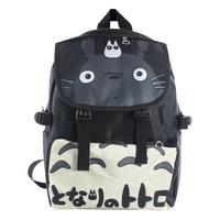 New Anime cosplay Totoro Backpack Totoro Schoolbag Totoro Backpack Anime Backpack Totoro Canvas Unisex Fashion Bag
